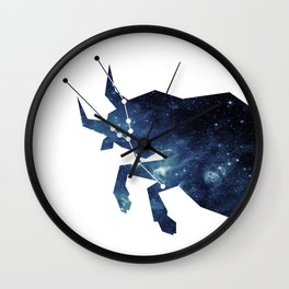 Constellation - Taurus Wall Clock