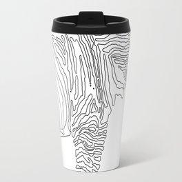 The Walking Elephant Travel Mug