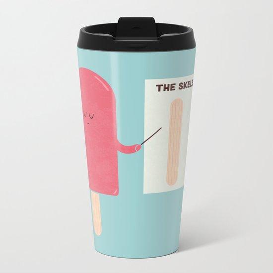 Anatomy Metal Travel Mug