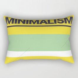 MINIMALISM #6 Rectangular Pillow