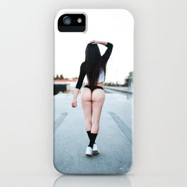 you got to set yourself free iPhone Case