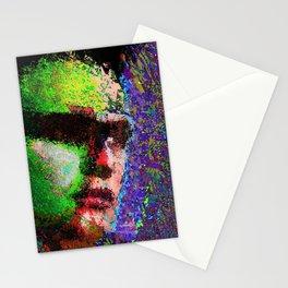 Brandophile. A portrait of Marlon Brando. Stationery Cards