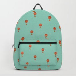 Dragon On Hot Air Balloon Backpack