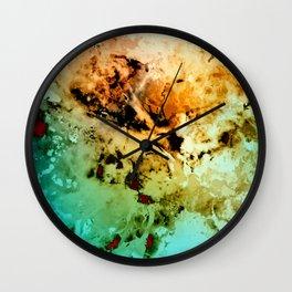 δ Minelava Wall Clock