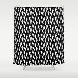 swipers Shower Curtain