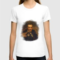 replaceface T-shirts featuring Christopher Walken - replaceface by replaceface