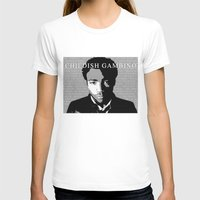 childish gambino T-shirts featuring Childish Gambino by Dan Still