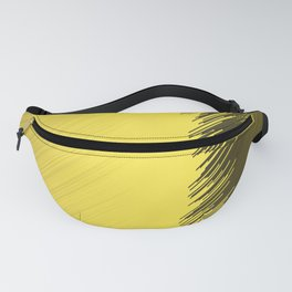 many multicolored  gold,golden stripes friendly Fanny Pack