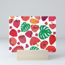 Imagine all that pollen Mini Art Print