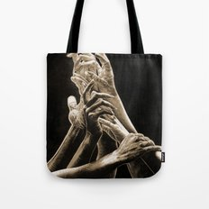 Quest for Light #2 Tote Bag