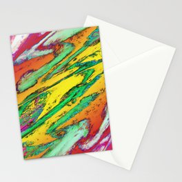 Shark spin 2 Stationery Cards