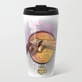 """Collection """"Mon arme et moi"""" Travel Mug"""