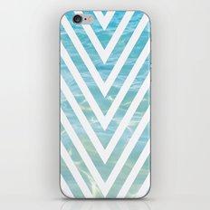 Water Chevron  iPhone & iPod Skin