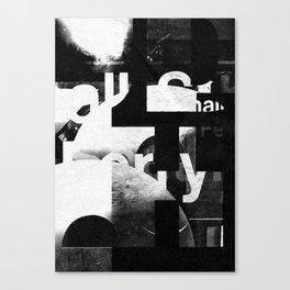Typefart 007 Canvas Print