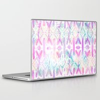 amelie Laptop & iPad Skins featuring Amelie {Pattern 6A} by Schatzi Brown
