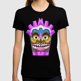Tropical Tiki Mask T-shirt