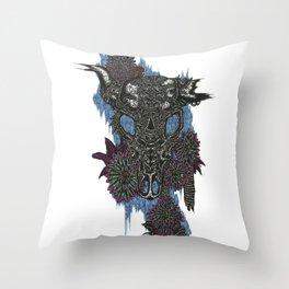 Du Hearth Throw Pillow
