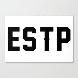 ESTP Canvas Print