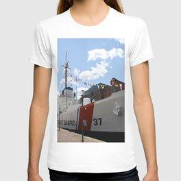 Coast Guard 37 Baltimore Harbor T-shirt