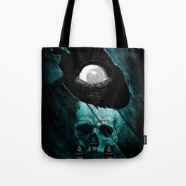 """The Tell-Tale Heart"" - Edgar Allan Poe Series Tote Bag"
