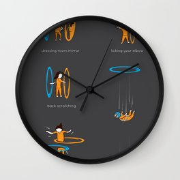 Lesser known uses Wall Clock