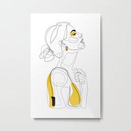 Color Beauty Metal Print