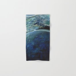 Deep Ocean Vast Sea Hand & Bath Towel