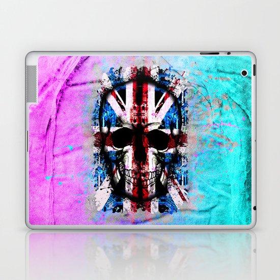 Skull Jack Laptop & iPad Skin