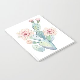 The Prettiest Cactus Notebook