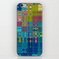 Deco Fractal iPhone & iPod Skin