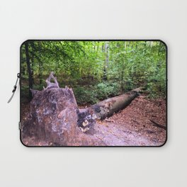 Transience in the Forest 1 Laptop Sleeve