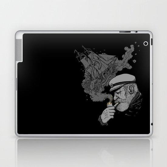 A Captains's Memory Laptop & iPad Skin
