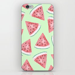 Watermelon Press iPhone Skin