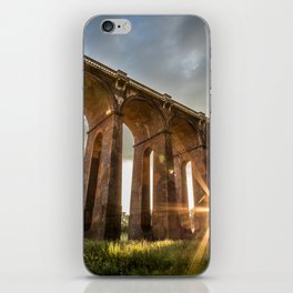 Sunburst Serenity iPhone Skin