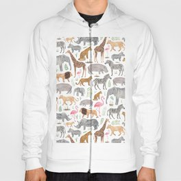 Safari Animals Hoody