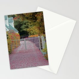 Welcome Gates Stationery Cards