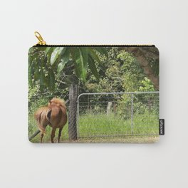 Beautiful miniature horse mare Carry-All Pouch