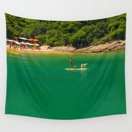 Beach in Buzios, Rio de Janeiro (Brasil) Wall Tapestry