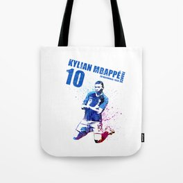 WORLD CUP 2018  FRANCE #blue 10 #2 Tote Bag