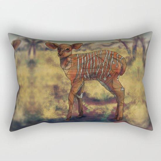Nyala Rectangular Pillow