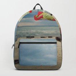 Old umbrella Backpack