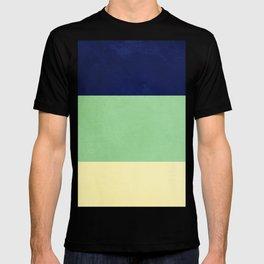 South Pacific Colorblock Stripes T-shirt