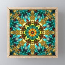 Mandalas from the Depth of Love 26 Framed Mini Art Print