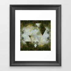 Phone Creation 3 Framed Art Print