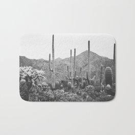 A Gathering of Cacti, No. 2 Bath Mat