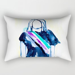 The Suffragette Rectangular Pillow