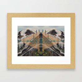 Beautifully Natural Framed Art Print