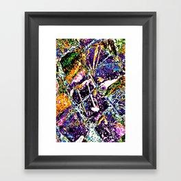 Abstraction #6 Framed Art Print