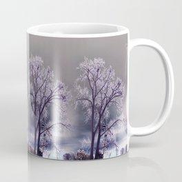 Frosty Scene - Inverted Art Series Coffee Mug