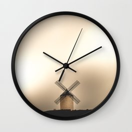 when I first heard Wall Clock